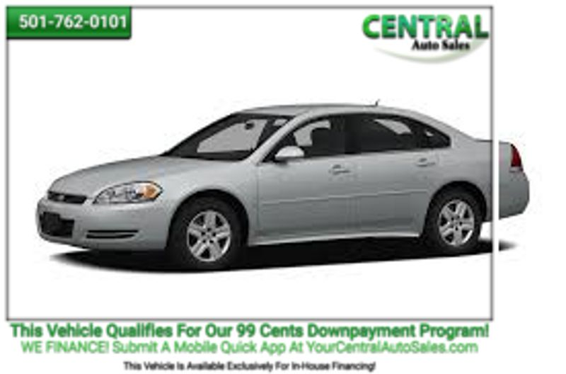 2012 Chevrolet Impala LT Fleet | Hot Springs, AR | Central Auto Sales in Hot Springs AR