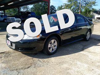 2012 Chevrolet Impala LS Houston, Mississippi