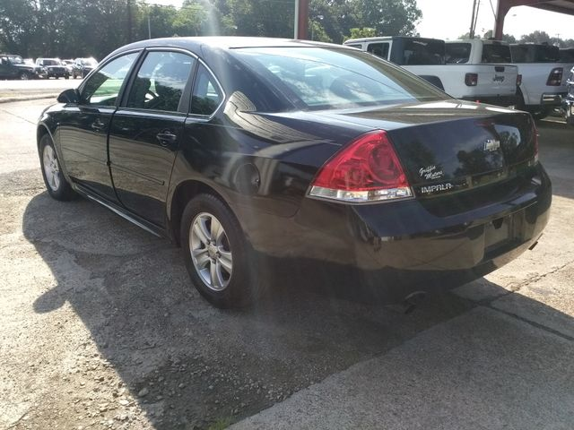 2012 Chevrolet Impala LS Houston, Mississippi 4