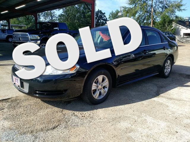 2012 Chevrolet Impala LS Houston, Mississippi