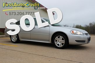 2012 Chevrolet Impala LT in Jackson MO, 63755