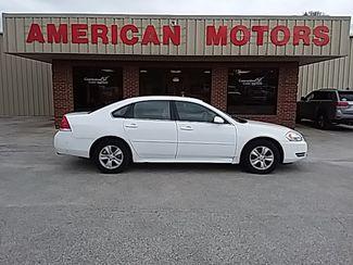 2012 Chevrolet Impala LS Fleet | Jackson, TN | American Motors in Jackson TN