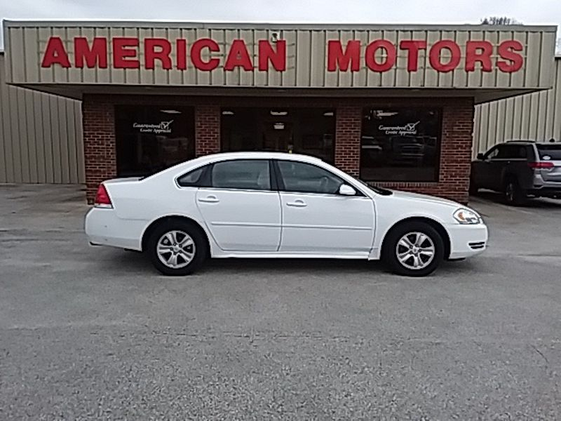 2012 Chevrolet Impala LS Fleet | Jackson, TN | American Motors in Jackson TN