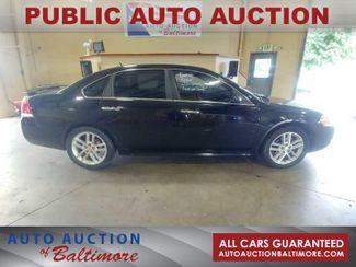 2012 Chevrolet Impala LTZ   JOPPA, MD   Auto Auction of Baltimore  in Joppa MD