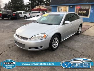 2012 Chevrolet Impala LS Fleet in Lapeer, MI 48446