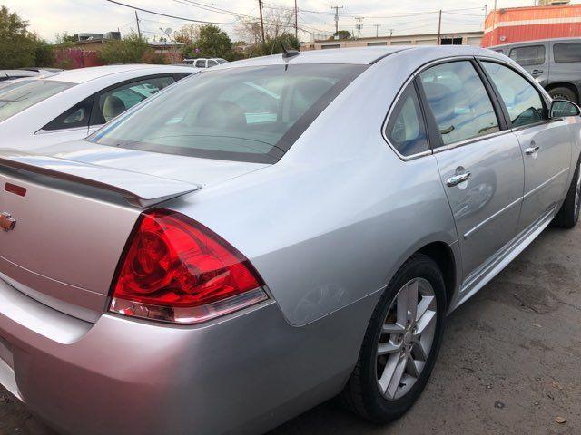 2012 Chevrolet Impala LTZ CAR PROS AUTO CENTER (702) 405-9905 Las Vegas, Nevada 2