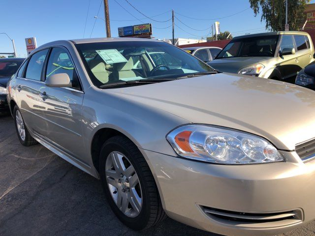 2012 Chevrolet Impala LT CAR PROS AUTO CENTER (702) 405-9905 Las Vegas, Nevada 2