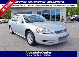 2012 Chevrolet Impala LS Retail in Louisville, TN 37777
