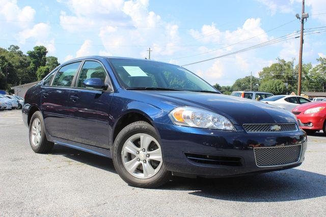2012 Chevrolet Impala LS Retail