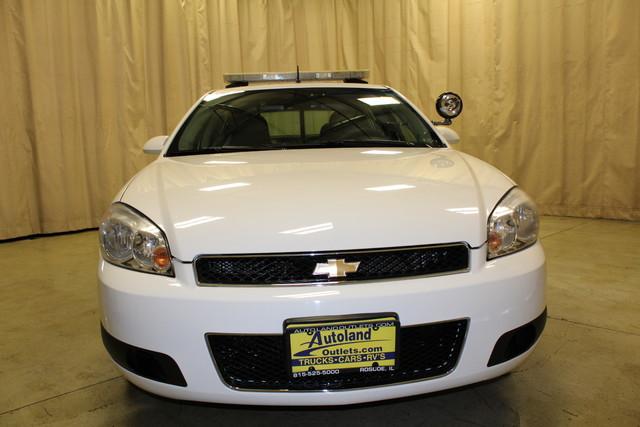 2012 Chevrolet Impala Police in Roscoe IL, 61073