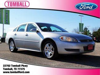 2012 Chevrolet Impala LT Fleet in Tomball, TX 77375