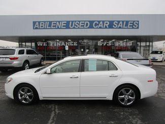 2012 Chevrolet Malibu LT w2LT  Abilene TX  Abilene Used Car Sales  in Abilene, TX