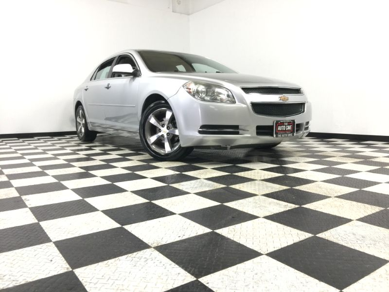 2012 Chevrolet Malibu *Easy Payment Options* | The Auto Cave in Addison