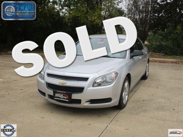 2012 Chevrolet Malibu LS w/1FL in Garland