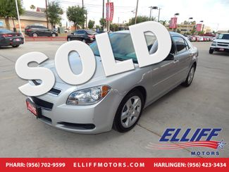 2012 Chevrolet Malibu LS in Harlingen TX, 78550