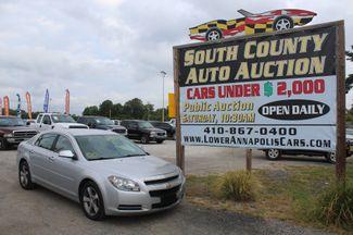 2012 Chevrolet Malibu in Harwood, MD