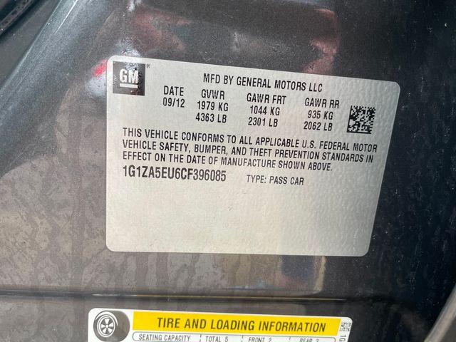 2012 Chevrolet Malibu LS w/1FL Hoosick Falls, New York 7