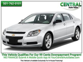 2012 Chevrolet Malibu LS w/1FL | Hot Springs, AR | Central Auto Sales in Hot Springs AR