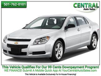 2012 Chevrolet Malibu LT w/2LT | Hot Springs, AR | Central Auto Sales in Hot Springs AR