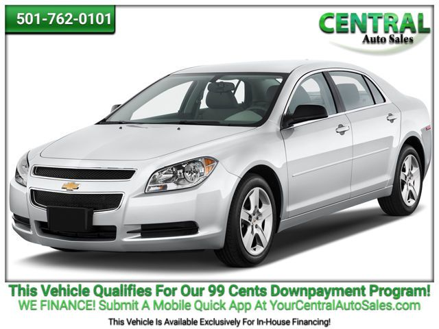 2012 Chevrolet Malibu in Hot Springs AR