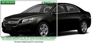 2012 Chevrolet Malibu LT w/3LT | Hot Springs, AR | Central Auto Sales in Hot Springs AR