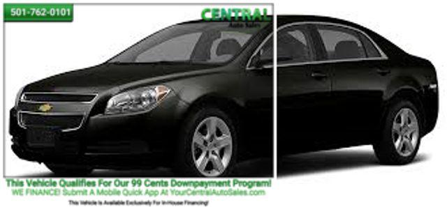 2012 Chevrolet Malibu LT w/3LT | Hot Springs, AR | Central Auto Sales in Hot Springs AR