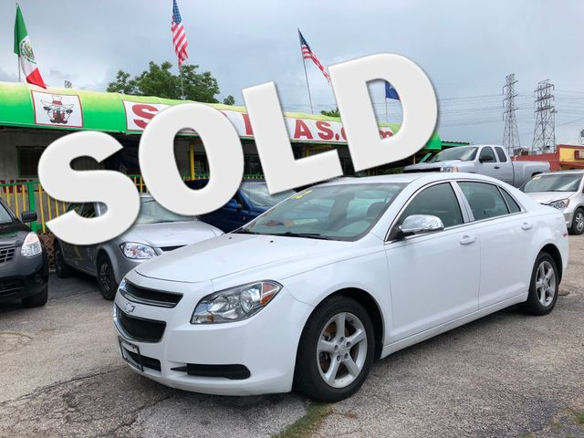 2012 Chevrolet Malibu LS w/1FL Houston, TX 0
