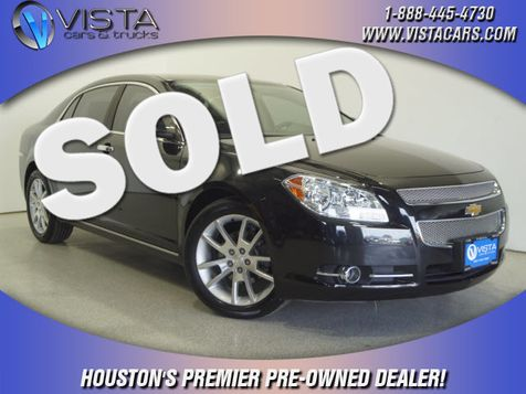 2012 Chevrolet Malibu LTZ w/2LZ in Houston, Texas