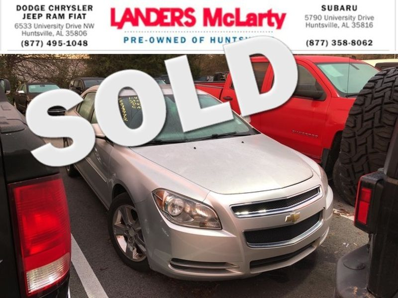 2012 Chevrolet Malibu LT w/2LT | Huntsville, Alabama | Landers Mclarty DCJ & Subaru in Huntsville Alabama