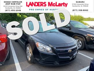 2012 Chevrolet Malibu LS w/1LS | Huntsville, Alabama | Landers Mclarty DCJ & Subaru in  Alabama
