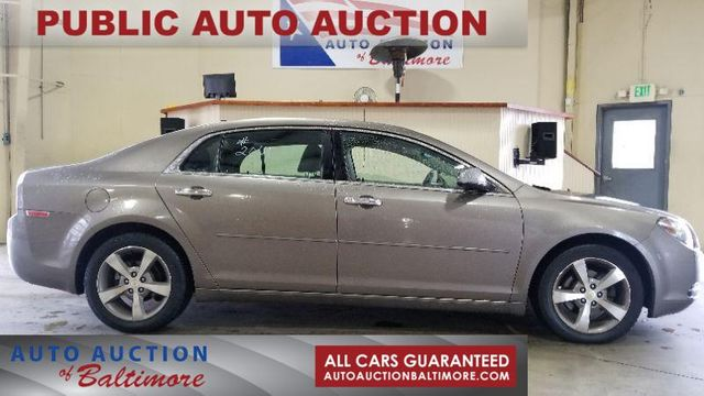 2012 Chevrolet Malibu LT w/1LT | JOPPA, MD | Auto Auction of Baltimore  in Joppa MD