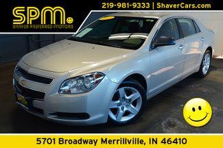 2012 Chevrolet Malibu LS w/1LS in Merrillville, IN 46410