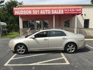 2012 Chevrolet Malibu in Myrtle Beach South Carolina