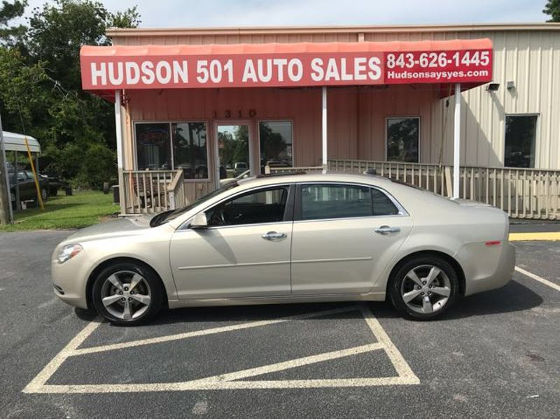 2012 Chevrolet Malibu LT W/2LT | Myrtle Beach, South Carolina | Hudson Auto  ...