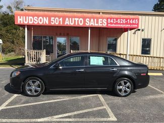 2012 Chevrolet Malibu LT w/2LT | Myrtle Beach, South Carolina | Hudson Auto Sales in Myrtle Beach South Carolina