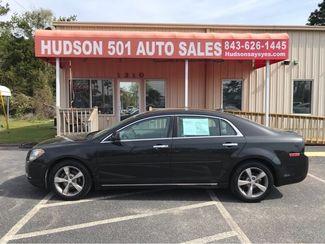 2012 Chevrolet Malibu LT w/1LT | Myrtle Beach, South Carolina | Hudson Auto Sales in Myrtle Beach South Carolina