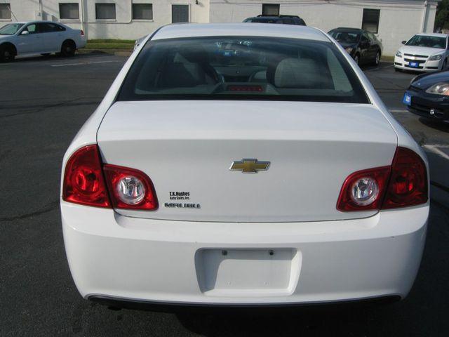 2012 Chevrolet Malibu LS Richmond, Virginia 6