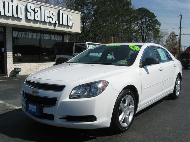2012 Chevrolet Malibu LS Richmond, Virginia 1