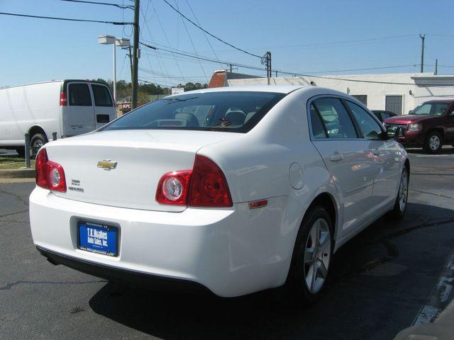 2012 Chevrolet Malibu LS Richmond, Virginia 5