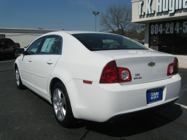 2012 Chevrolet Malibu LS Richmond, Virginia 7