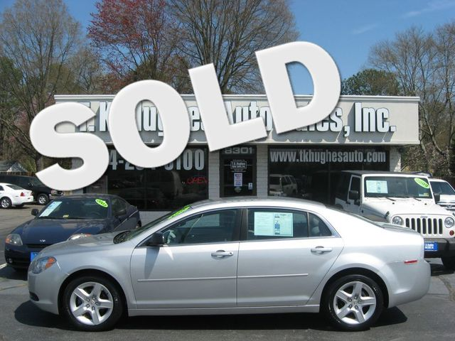 2012 Chevrolet Malibu LS Richmond, Virginia 0