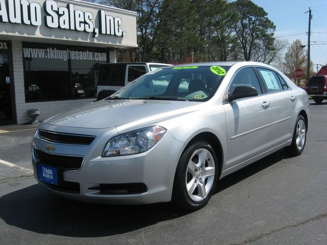 2012 Chevrolet Malibu LS Richmond, Virginia 1