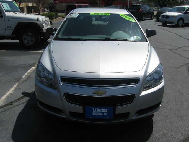 2012 Chevrolet Malibu LS Richmond, Virginia 2