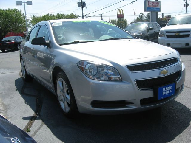 2012 Chevrolet Malibu LS Richmond, Virginia 3