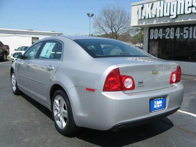 2012 Chevrolet Malibu LS Richmond, Virginia 7