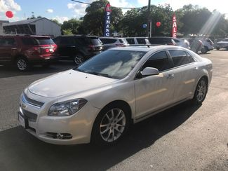 2012 Chevrolet Malibu LTZ  city TX  Clear Choice Automotive  in San Antonio, TX