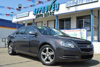 2012 Chevrolet Malibu LT w/1LT in Sanger, CA 93657