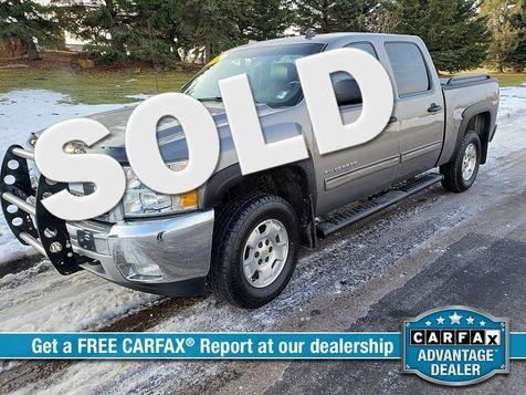 2012 Chevrolet Silverado 1500 4WD Crew Cab LT in Great Falls, MT