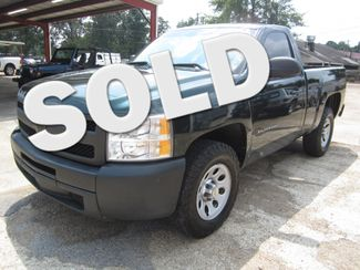 2012 Chevrolet Silverado 1500 4x4 Houston, Mississippi