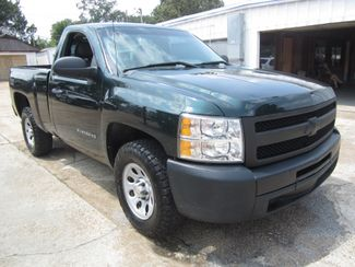 2012 Chevrolet Silverado 1500 4x4 Houston, Mississippi 1
